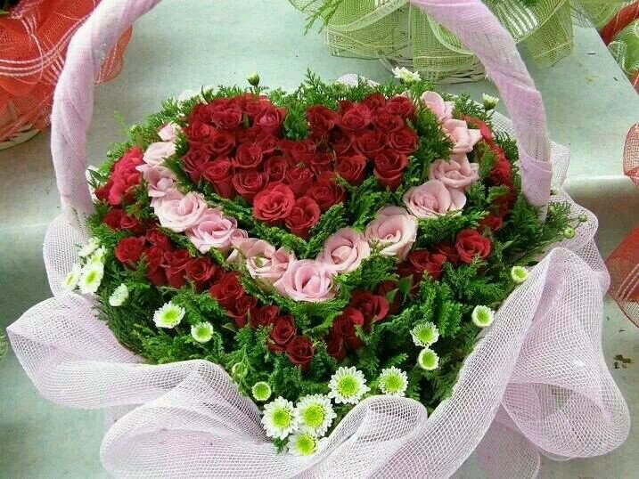 Bouquet av blommor