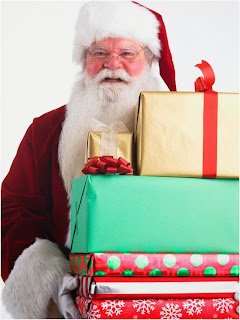 Santa Claus son los Papá