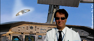 UFO Witness, Former Obama Pilot Dies
