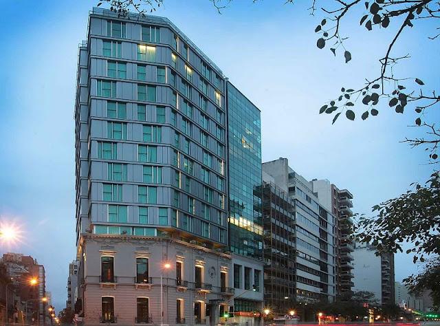 Hotel de luxo Yrigoyen 111 em Córdoba