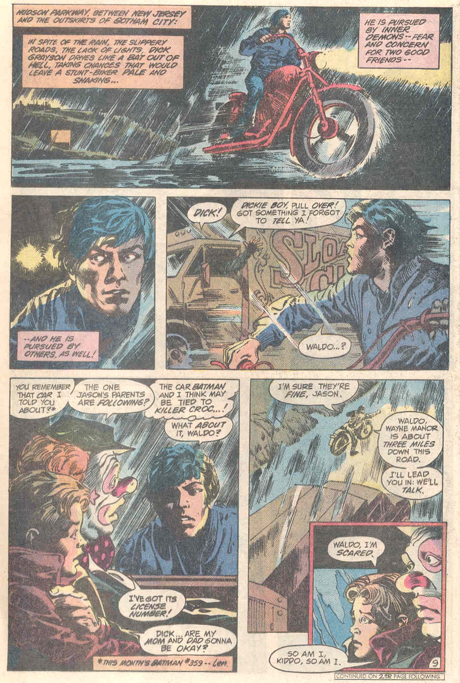 Detective Comics (1937) 526 Page 9