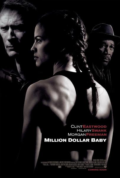 Poster of Million Dollar Baby 2004 Dual Audio Hindi-English 720p BluRay ESubs Download