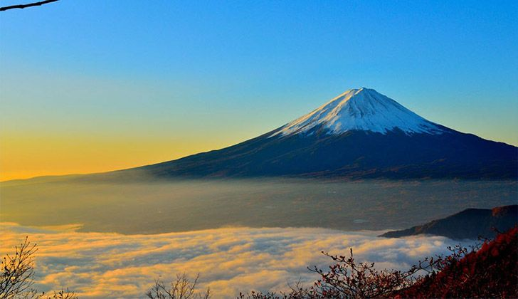Mount Fuji Ascents