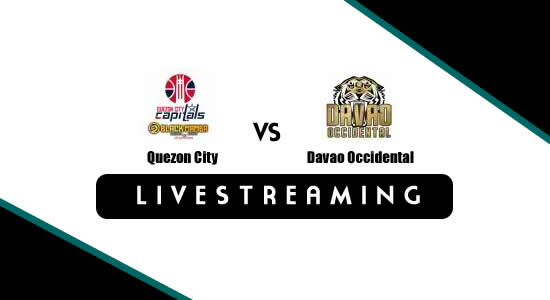 Livestream List: Quezon City vs Davao Occidental June 26, 2018 MPBL Anta Datu Cup