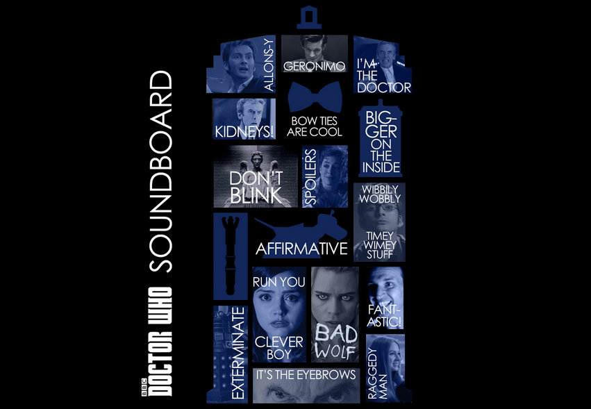 Allons-y! BBC America Launches Doctor Who Soundboard