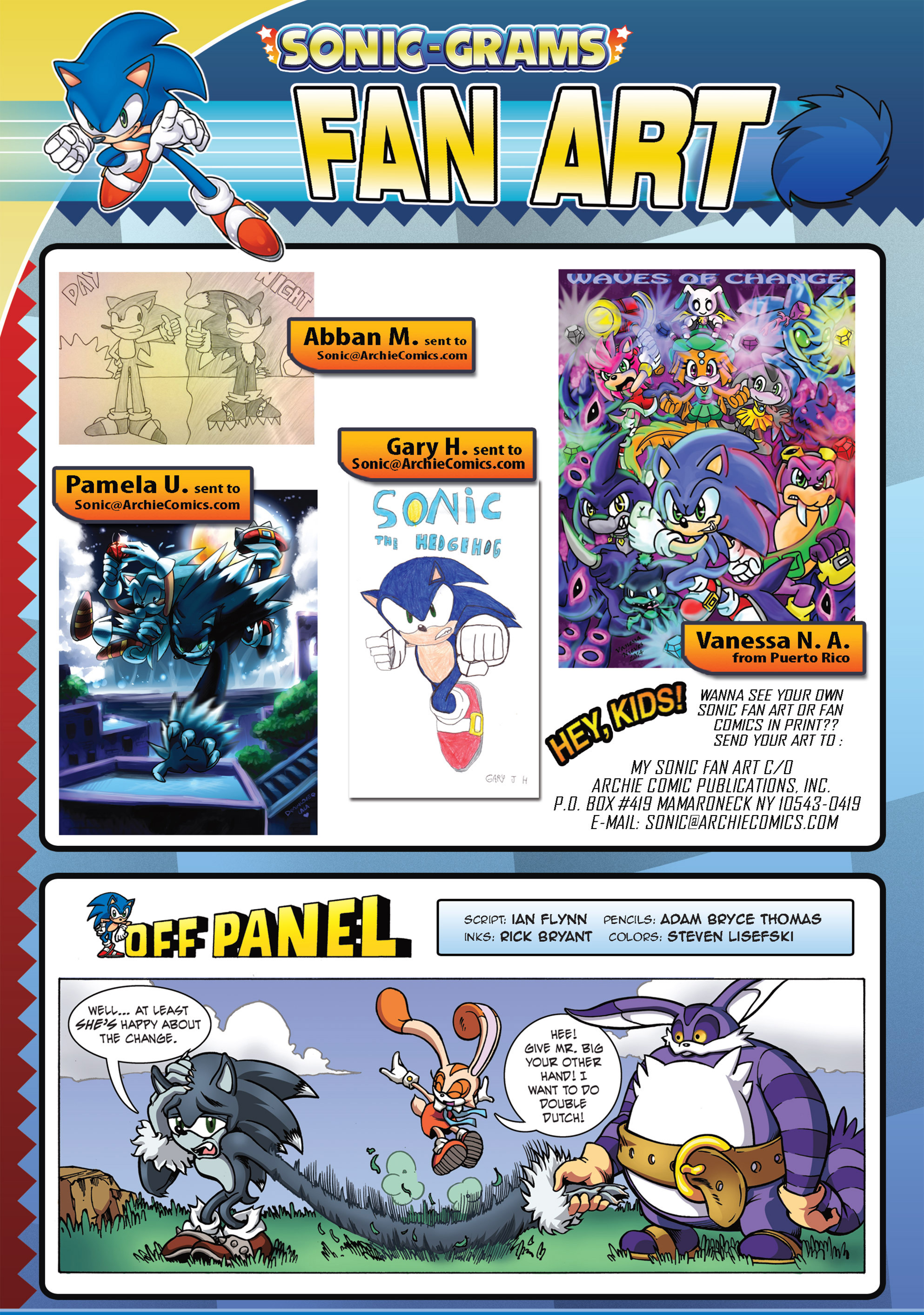 Read online Sonic The Hedgehog comic -  Issue #264 - 23