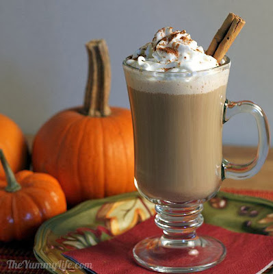 Slow Cooker Maple Pumpkin Spiced Latte