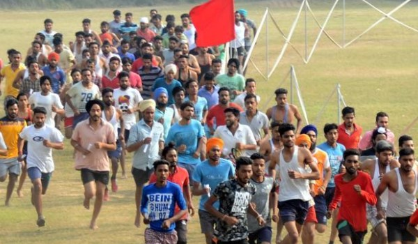Bajura Army Rally, Indian Army Rally, Open Bharti Rally