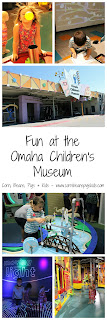 Omaha Children's Museum - a place for families to explore, create and have fun #OmahaWeekend #funatOCM