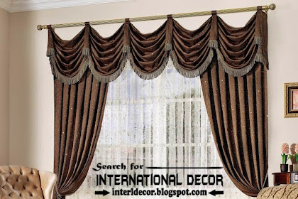 This Is Top trends living room curtain styles, colors and materials, Read Now