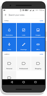 Google Keep App Review: Google Keep Tip