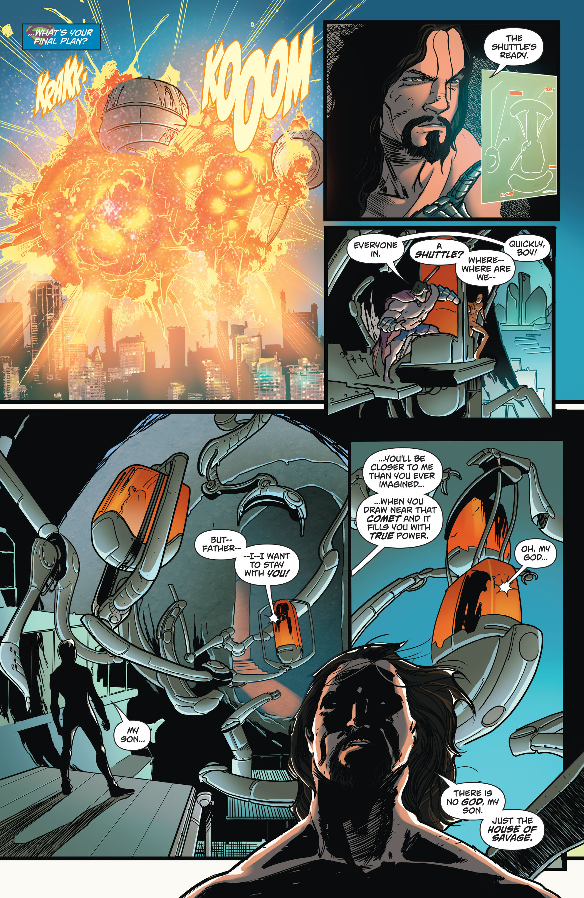Read online Action Comics (2011) comic -  Issue #50 - 26