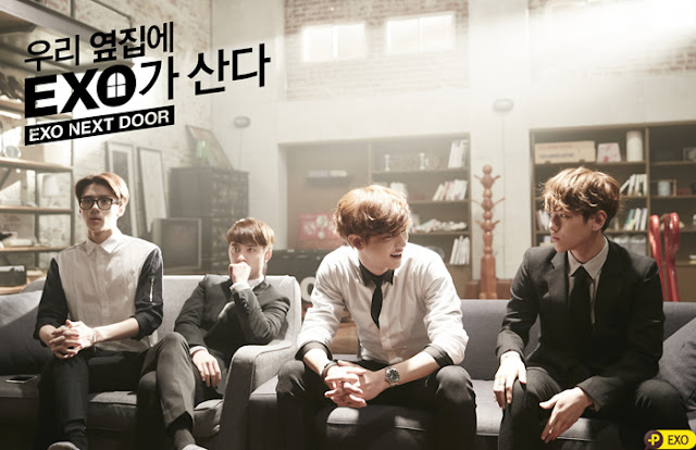 Download Drama Korea EXO Next Door Batch Subtitle Indonesia