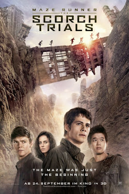 Maze Runner The Scorch Trials 2015 Dual Audio 720p HC HDRip 1.1GB howllywood movie in hindi english dual audio free download at https://world4ufree.ws
