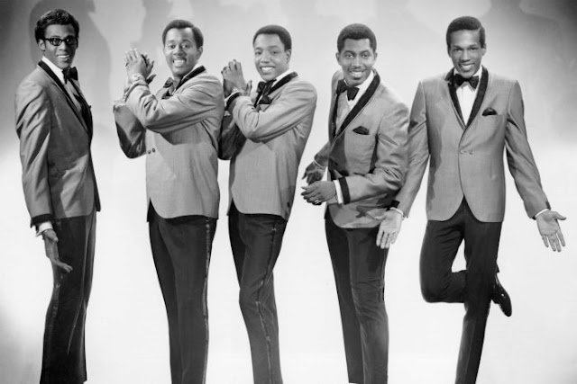 Un Clásico: The Temptations - Get Ready