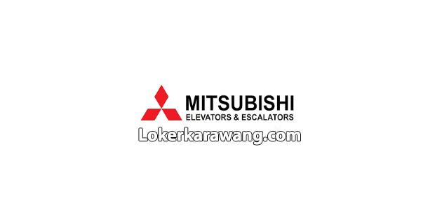 Lowongan Kerja PT. Mitsubishi Jaya Elevator dan Escalator Karawang