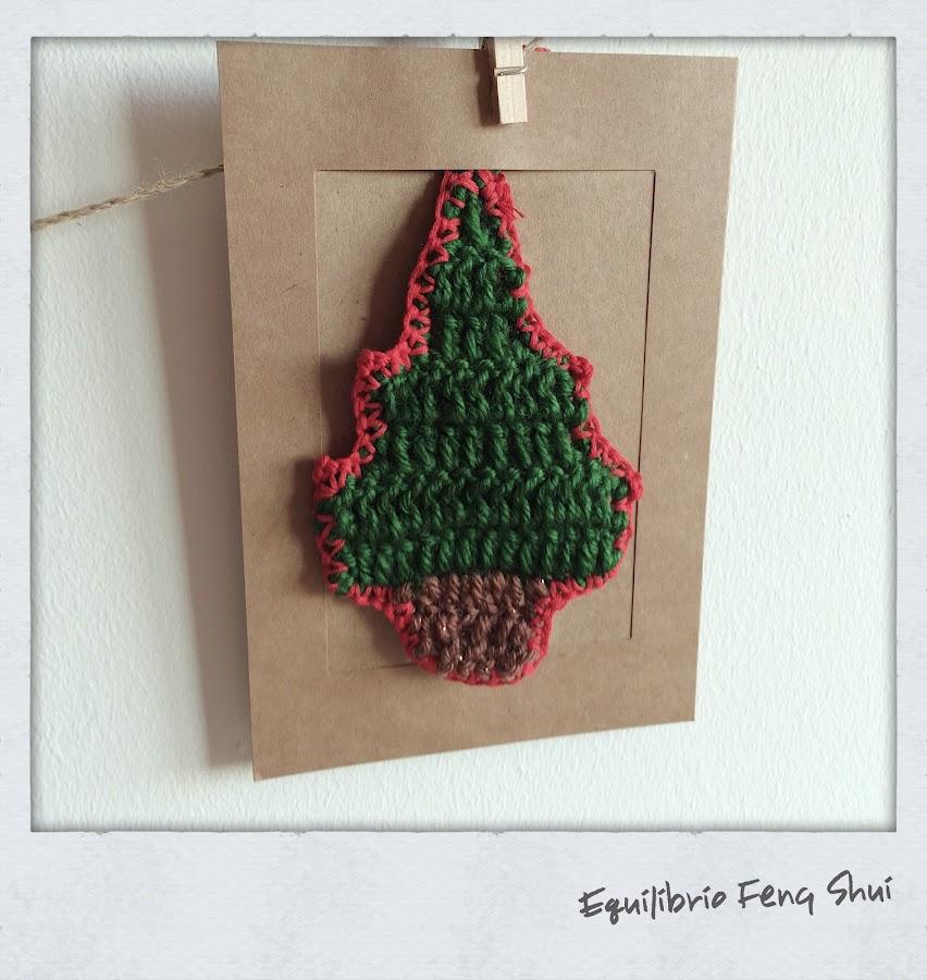 El mejor representante del elemento madera es: El árbol de Navidad