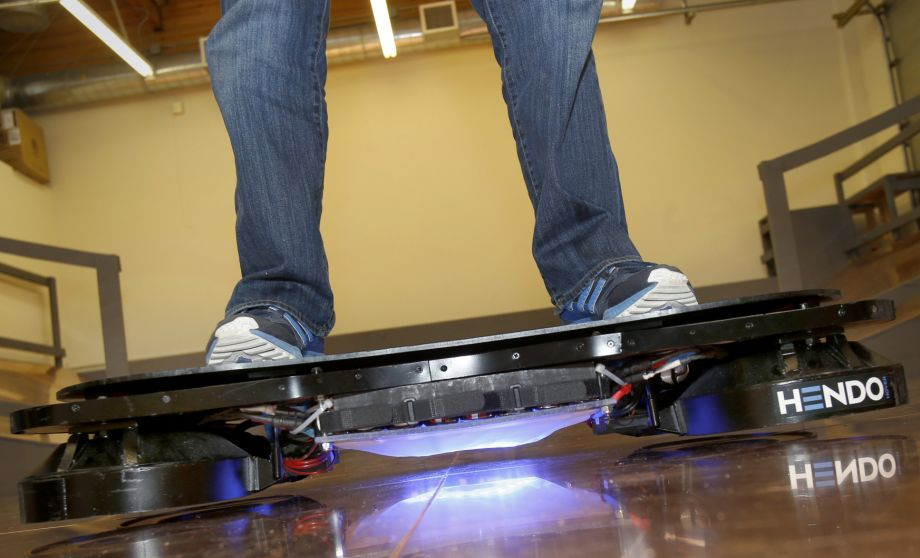 Flying Cars And Hoverboards Exist With Limitations And