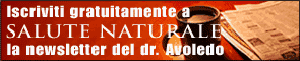 La newsletter di naturopatia