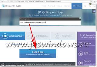 Как распаковать архив онлайн