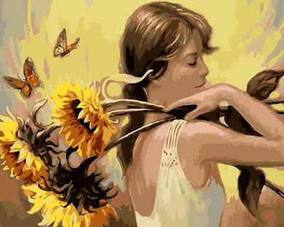 Tranh son dau so hoa o Quan 7