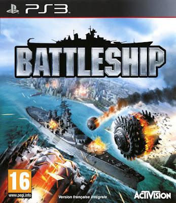 یاری بۆ پلهی ستهیشن BattleShip ps3 torrent