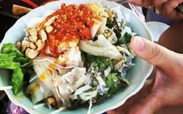 Bún mắm Đà Nẵng - Ăn một lần nhớ cả đời