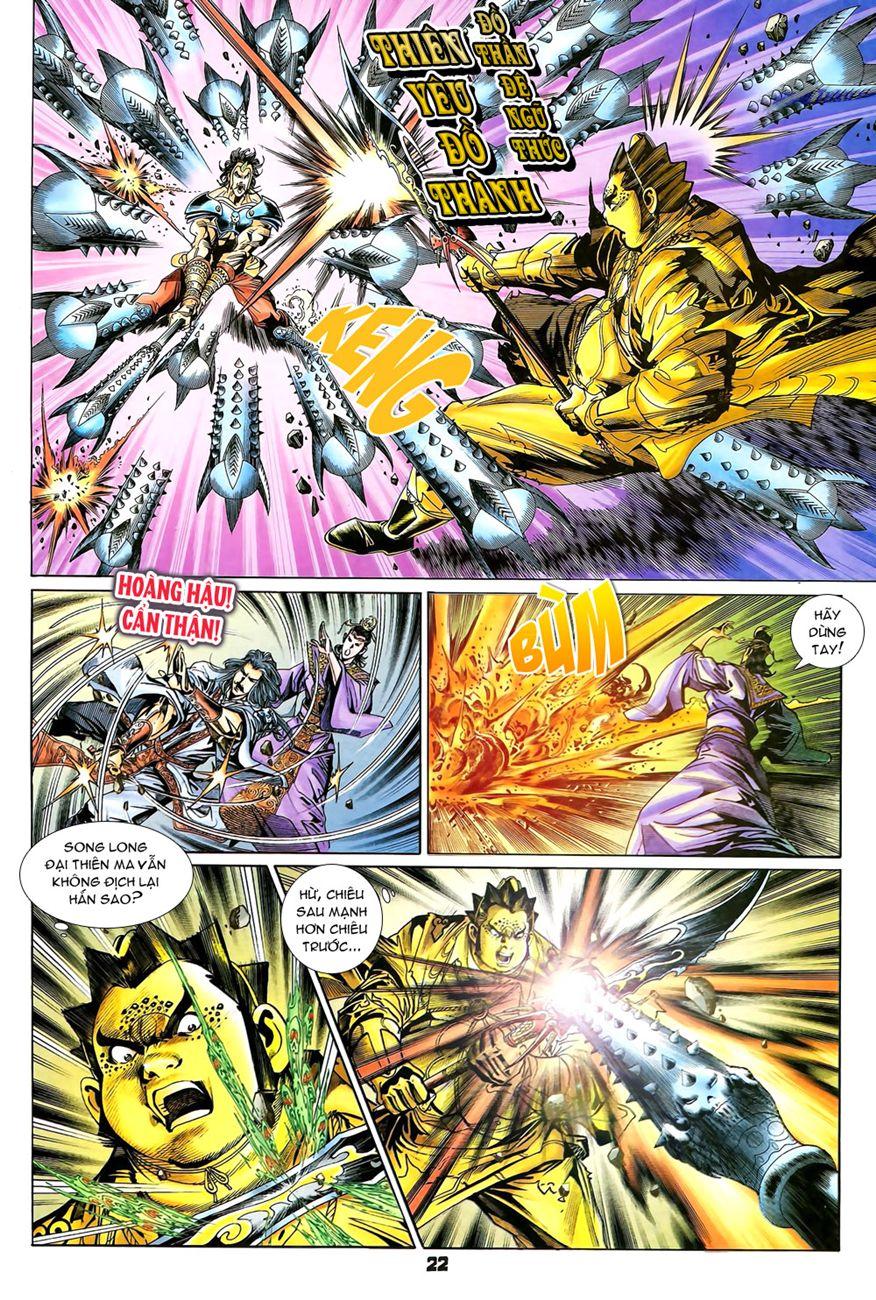 Đại Đường Uy Long chapter 80 trang 23