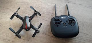 Spesifikasi Drone MJX Bugs 3 Mini - OmahDrones