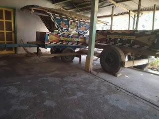 Dijual cepat 2 unit gerobak sapi antik