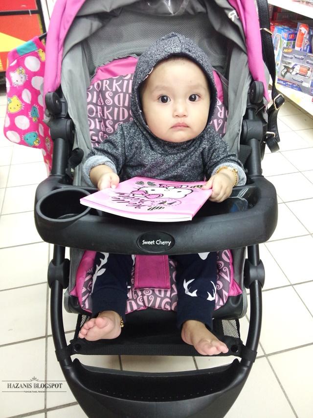 Lazada Big Baby Fair contest