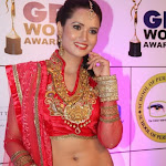 Preethi Rana hot navel show