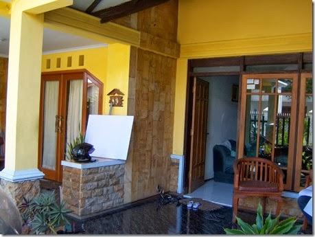 contoh desain teras depan rumah | inspirasi dekor rumah