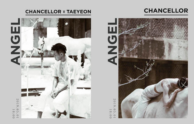 Chancellor 챈슬러   Taeyeon태연 angel single comeback