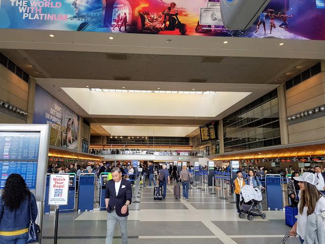 LAX機場