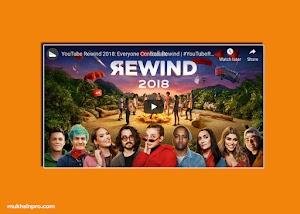 Indonesia di YouTube Rewind 2018: Everyone Controls