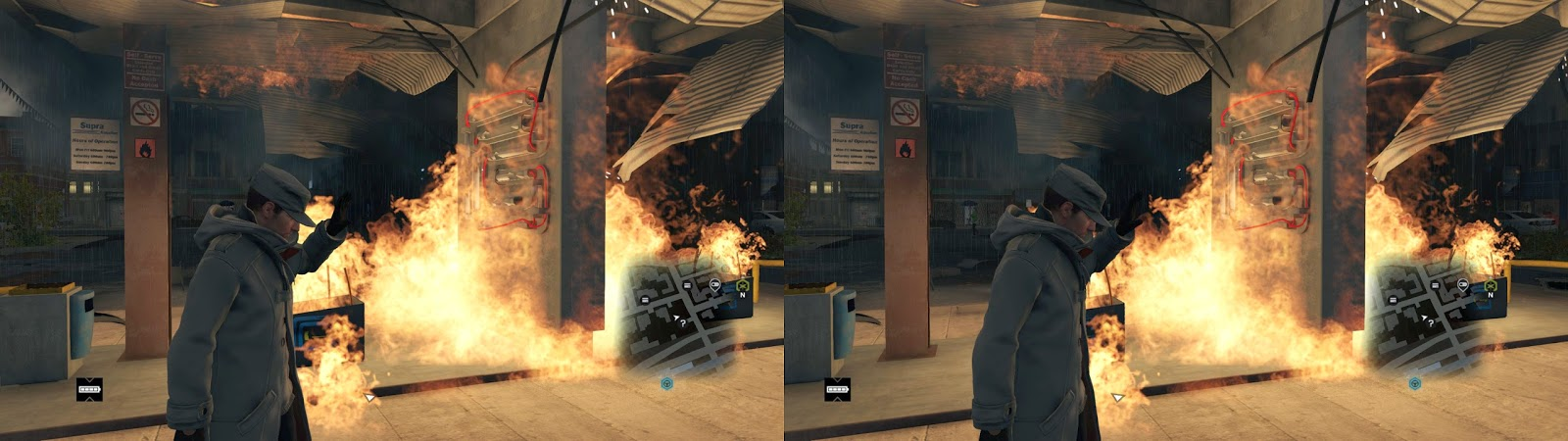 Helix Mod: Watch Dogs - DX11 3DMigoto 3D Vision Fix