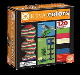 Keva Colors Zeka Oyunu