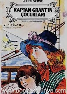 Jules Verne - Kaptan Grant'in Çocukları