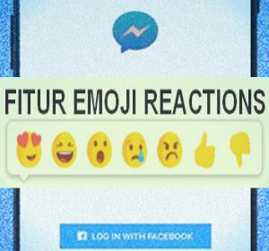"""Facebook Uji Coba Fitur Reactions Dengan Tambahan Tombol Emoji """"Dislike"""" Di Messenger"""