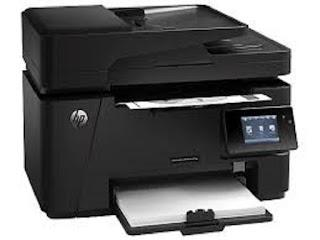 Picture HP LaserJet Pro M127fw Printer