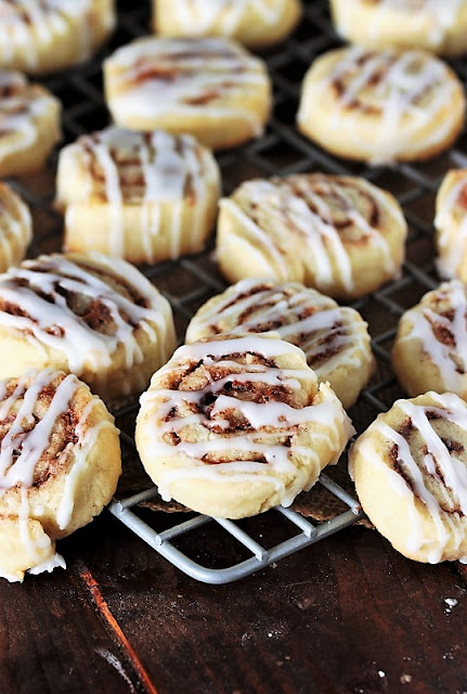 Cinnamon Roll Cookies photo