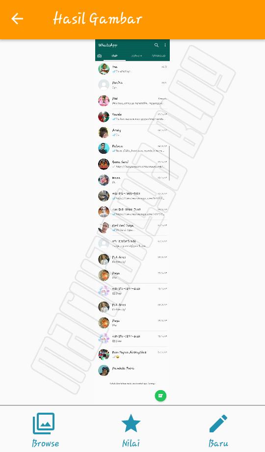 Cara buat screenshot panjang