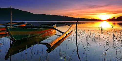 Lake Beratan - Bratan, Bedugul Bali - best things to do