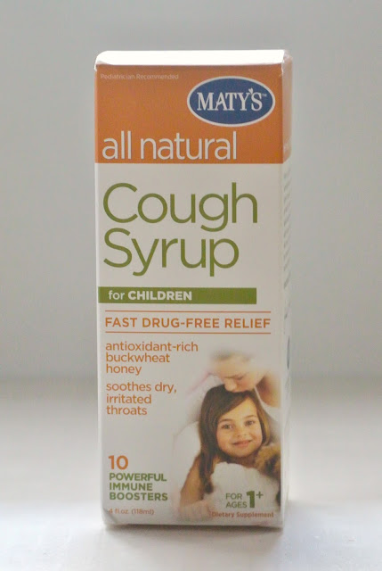 All natural cough syrup for toddlers