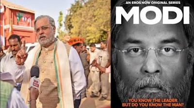 Web Series on Modi
