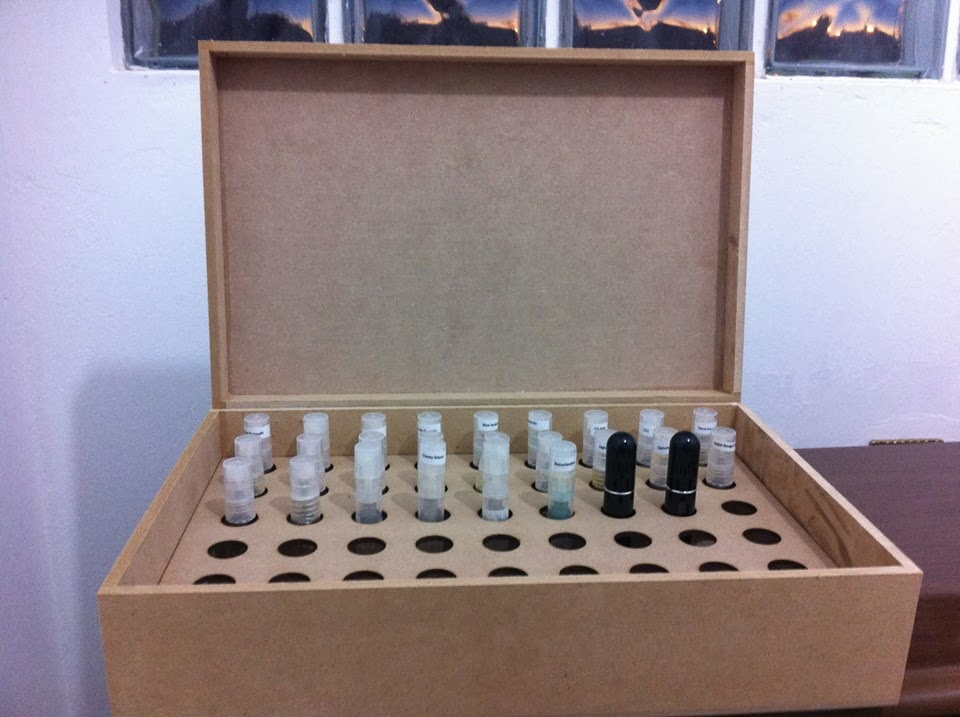 HOW TO STORE PERFUME SAMPLES
