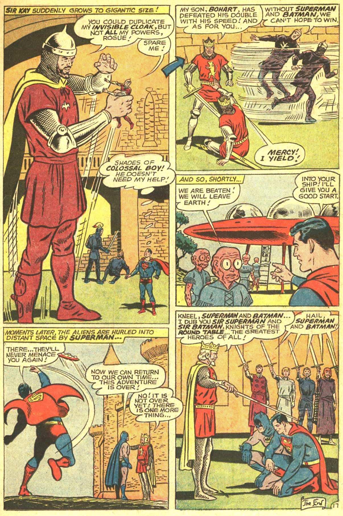 Read online World's Finest Comics comic -  Issue #162 - 23