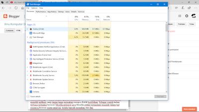 14 Cara Mudah Mermpercepat Kinerja dan Performa Windows 10