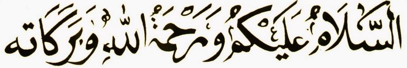 Tulisan Assalamualaikum Arab Latin Dan Artinya Media Pustaka